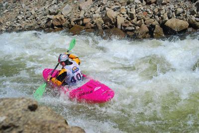 FIBARK Pine Creek race