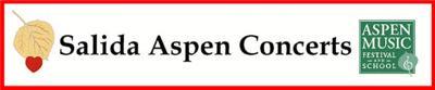 Salida Aspen Concerts logo