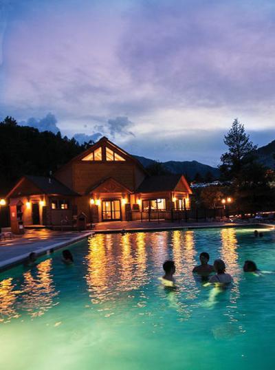 Mount Princeton Hot Springs Resort