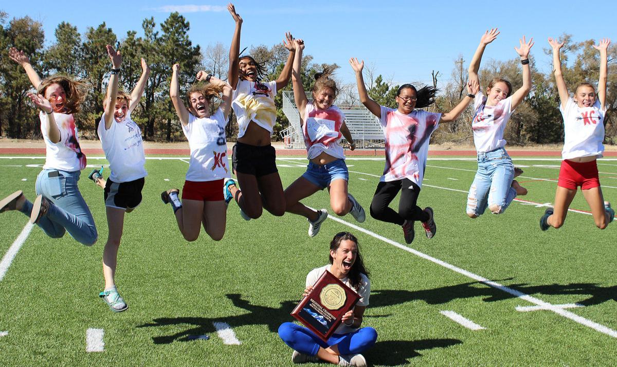 Girls win Cross-Country regional championship   Free ...
