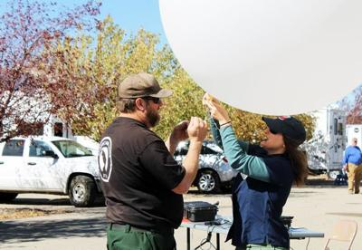 fire weather balloon