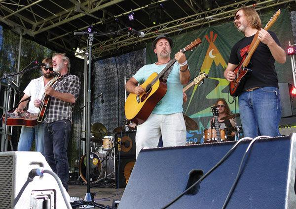 Campout for the Cause festival, music 'embraced positivity' in Buena