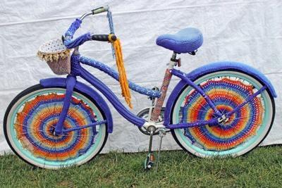 Salida Fiber Festival bike