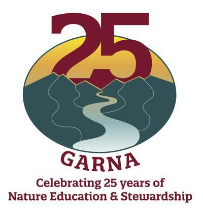 GARNA 25 yrs logo