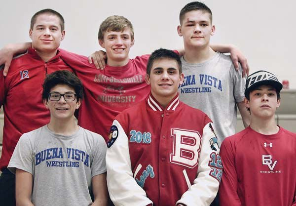 BVHS wrestlers going to state
