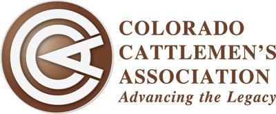 Colorado Cattlemen's Association logo