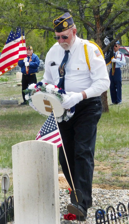 Atherton honors Sexton's memorial