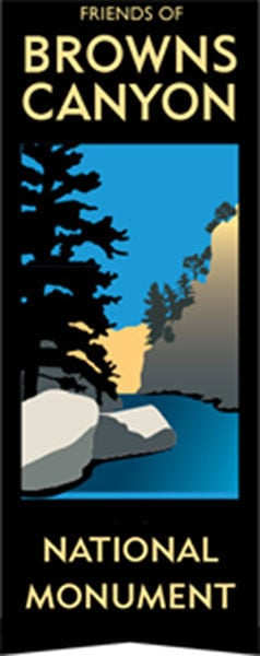 Friends of Browns Canyon logo