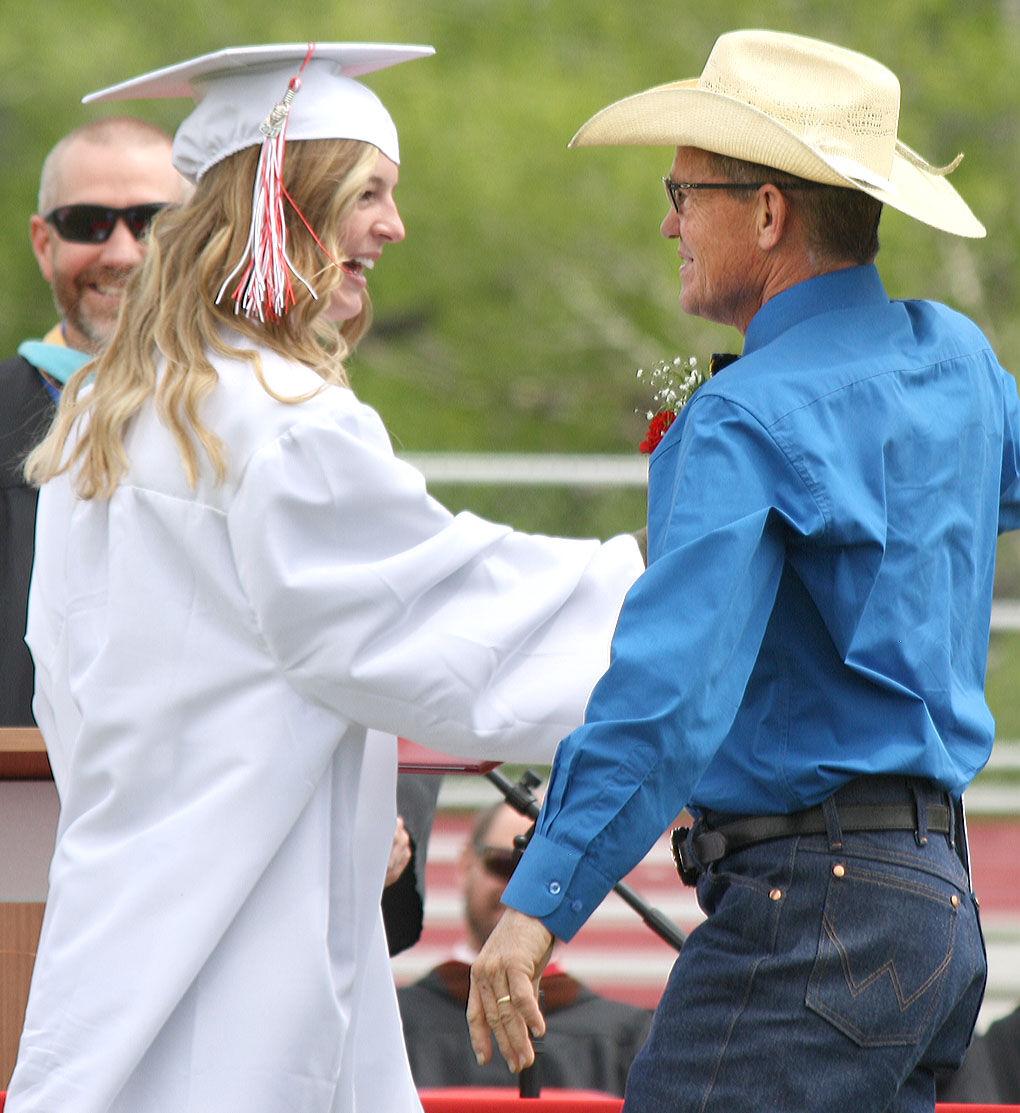 Diploma twirl