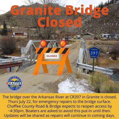 Granite Bridge Closure