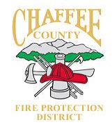 Chaffee County Fire logo