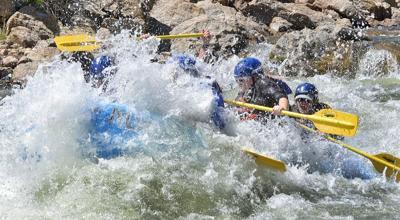 Rafting Browns