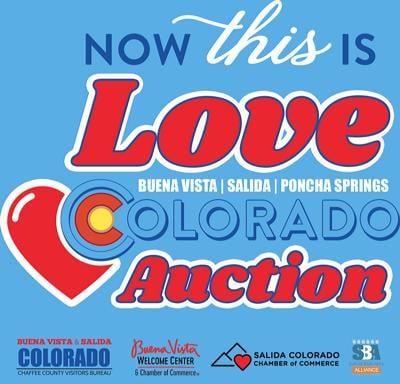 Love Colorado Auction