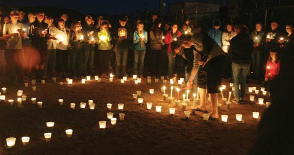 Candlelight vigil & Candlelight vigil photos - The Chaffee County Times: Free Content azcodes.com