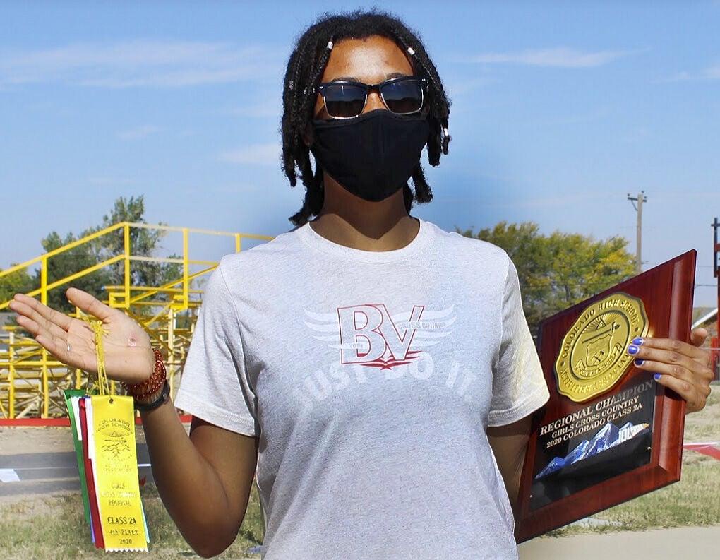 Zaila Smith champ trophy