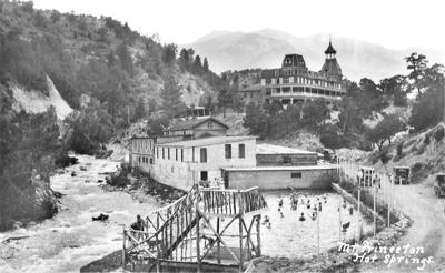 Resort at Mount Princeton lived storied lives