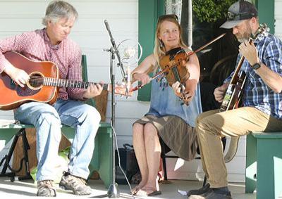 Trio at Turner
