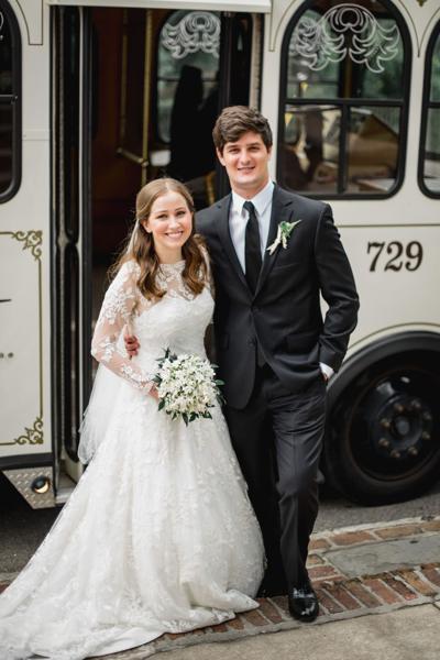 Dr. and Mrs.ScottBrigeman