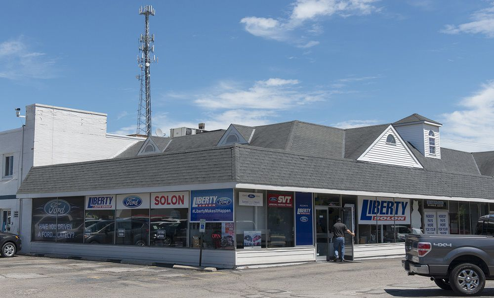 Liberty Ford Solon >> Solon: Liberty Ford gets approval to move franchise ...