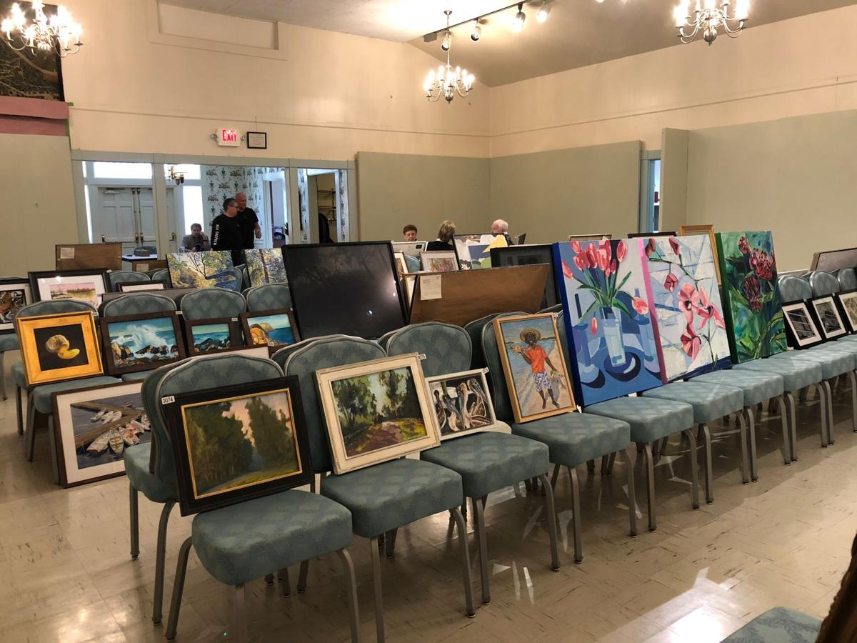 Gates Mills Art Show submissions