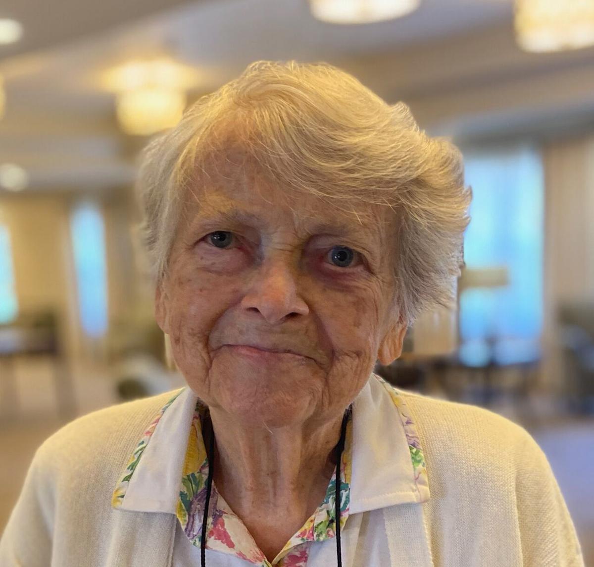 Margaret LaVaughn Evans