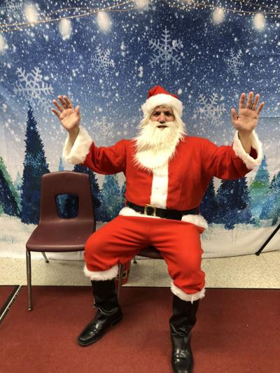 Principal Santa
