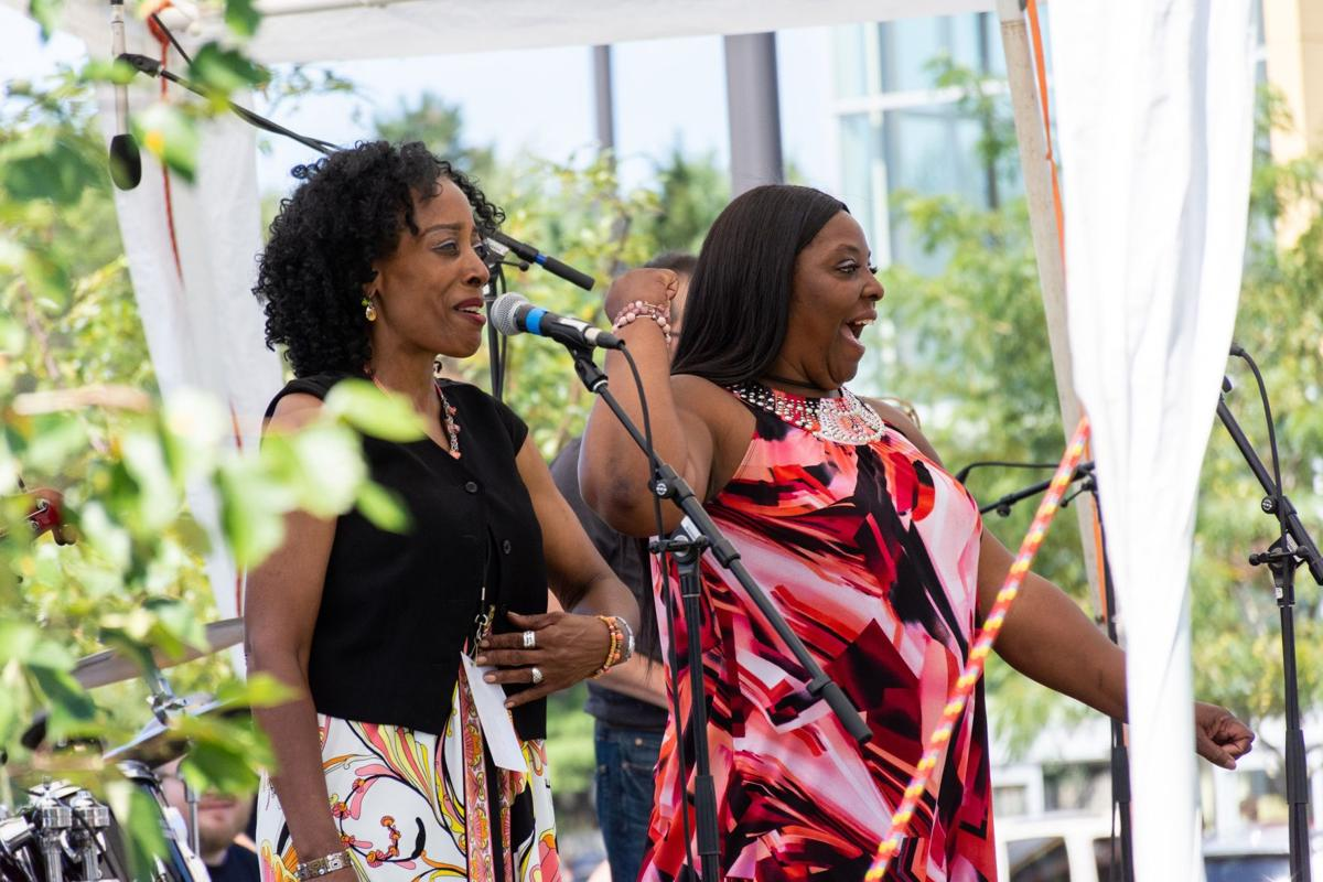 Music, food and fun in Woodmere Village