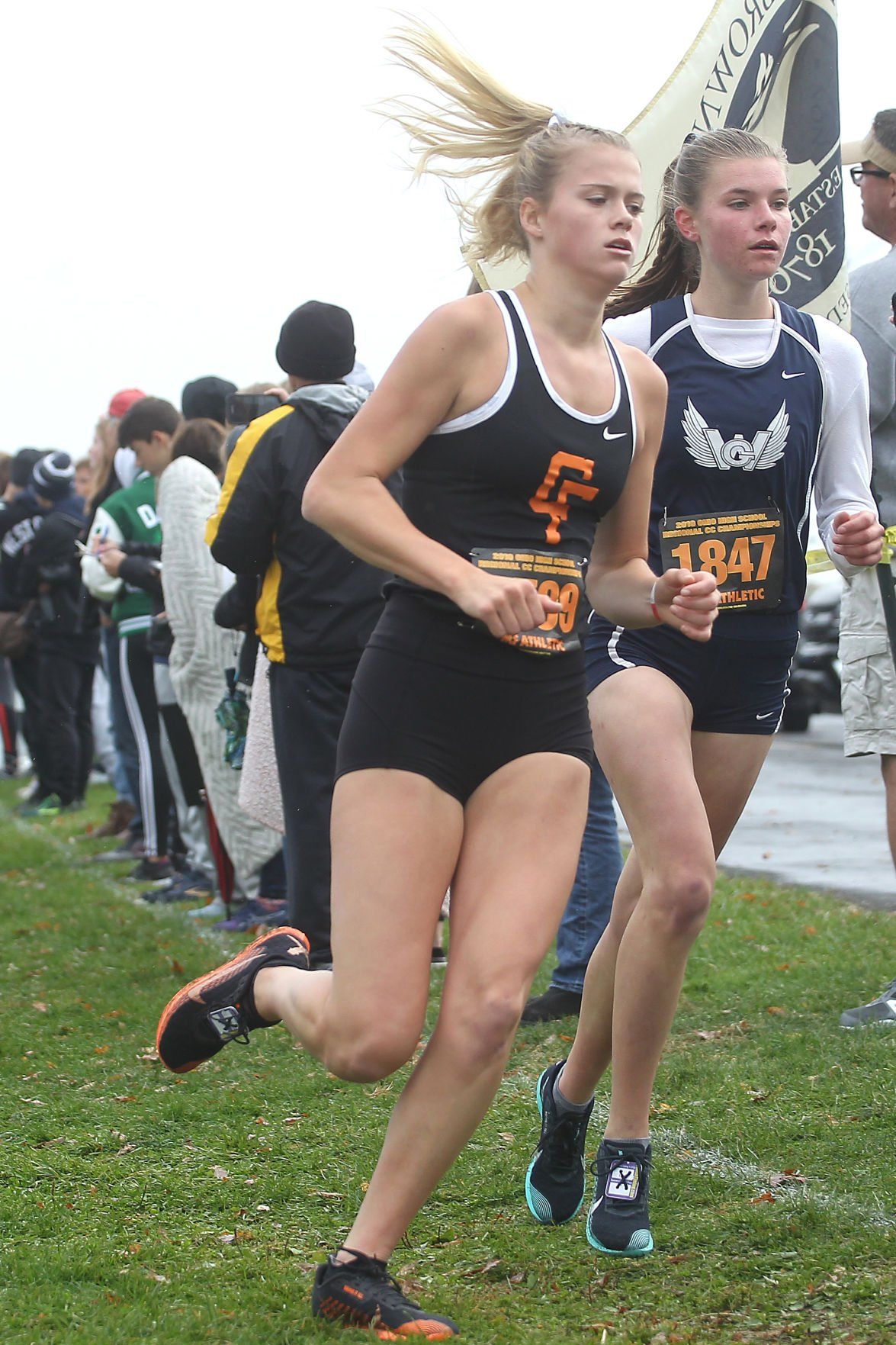 chagrin falls cross country