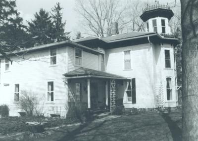 Grove Hill house