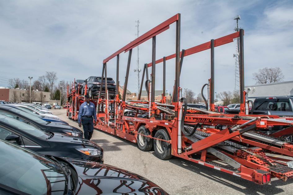 Liberty Ford Solon >> Liberty Ford Rolls Out Of Solon Solon Chagrinvalleytoday Com