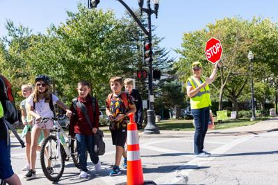 Safe Routes crossing