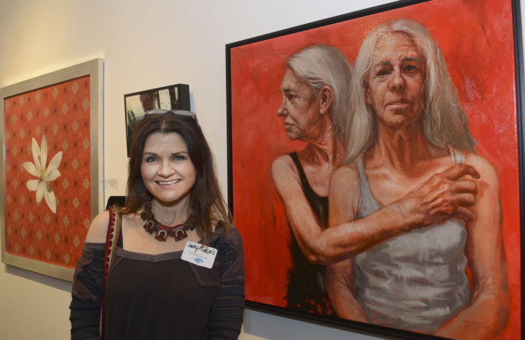 Judy Takacs takes Best of Show