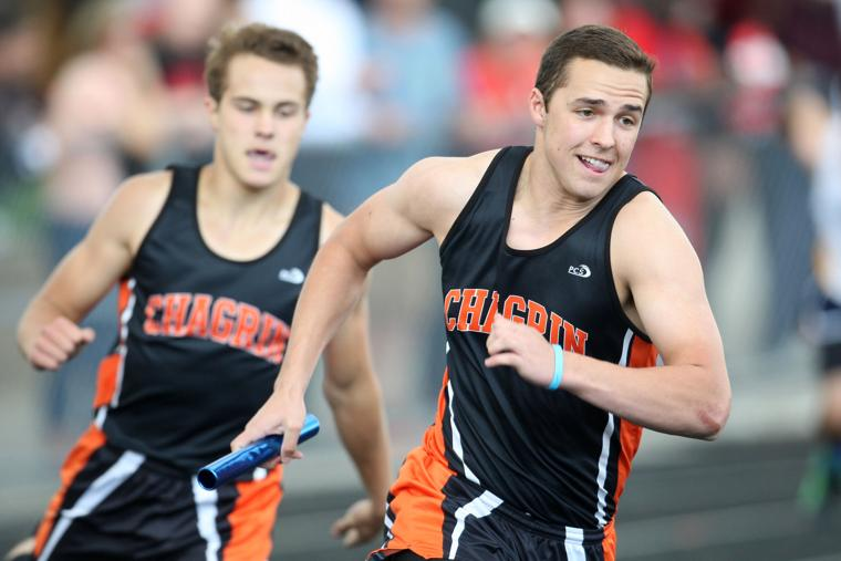 chagrin valley conference track meet