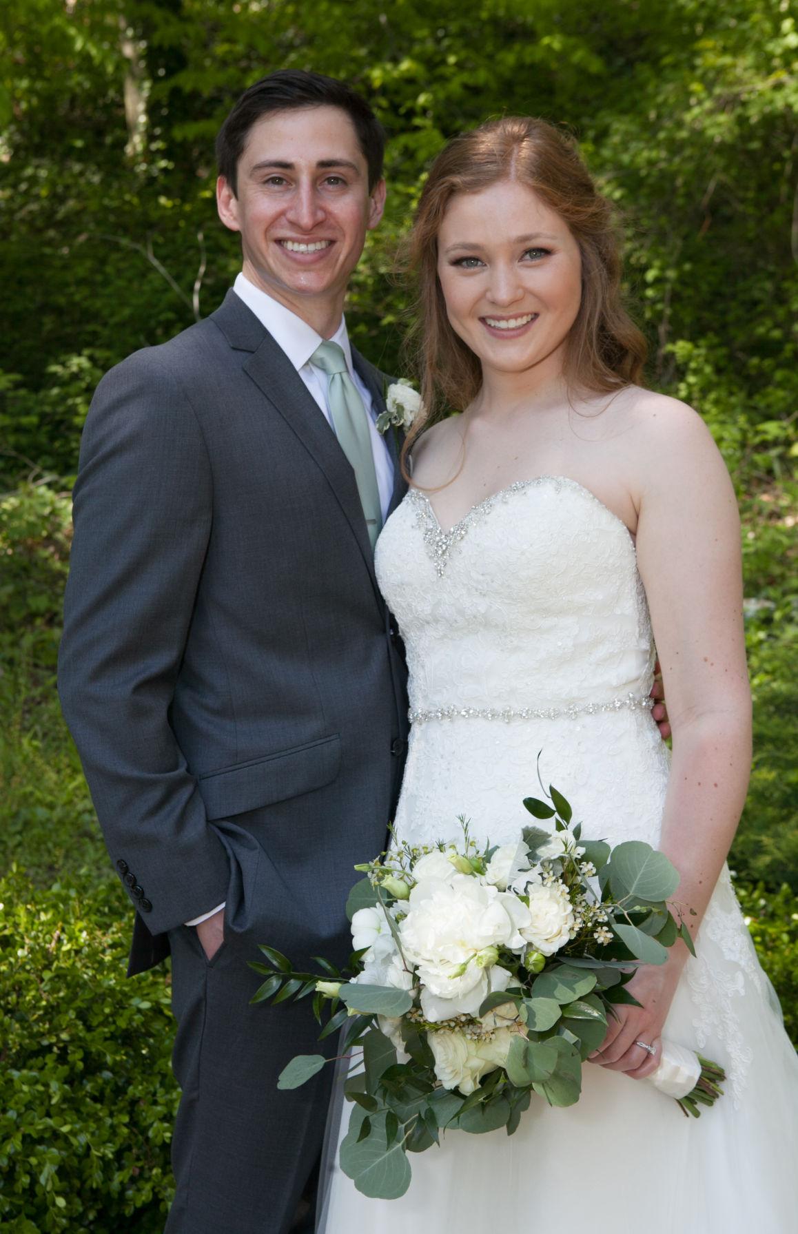 Scott David Hochberg and Ashley Elizabeth Biales Wise