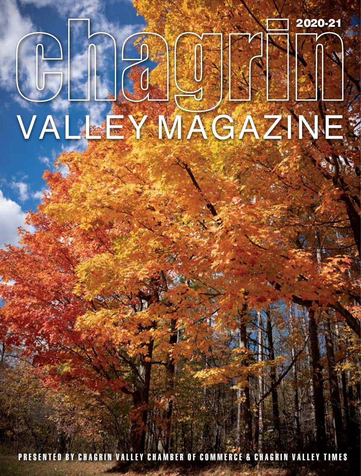 Chagrin Valley Magazine 2020-21