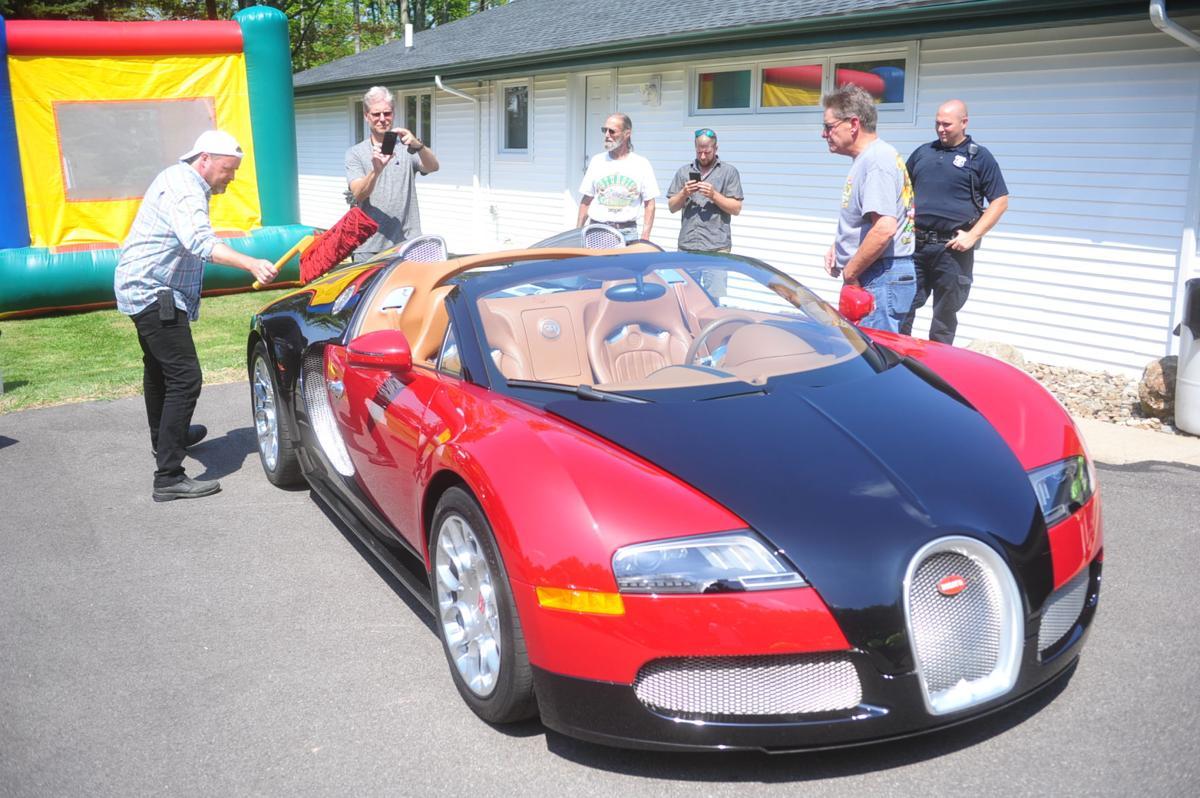 Niederst Bugatti Veyron
