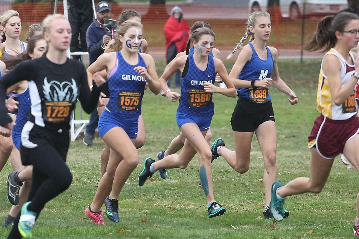 gilmour cross country