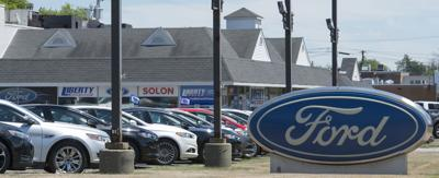 Liberty Ford Solon >> Business Liberty Ford Moving Dealership Out Of Solon Solon