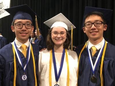 Newest grads