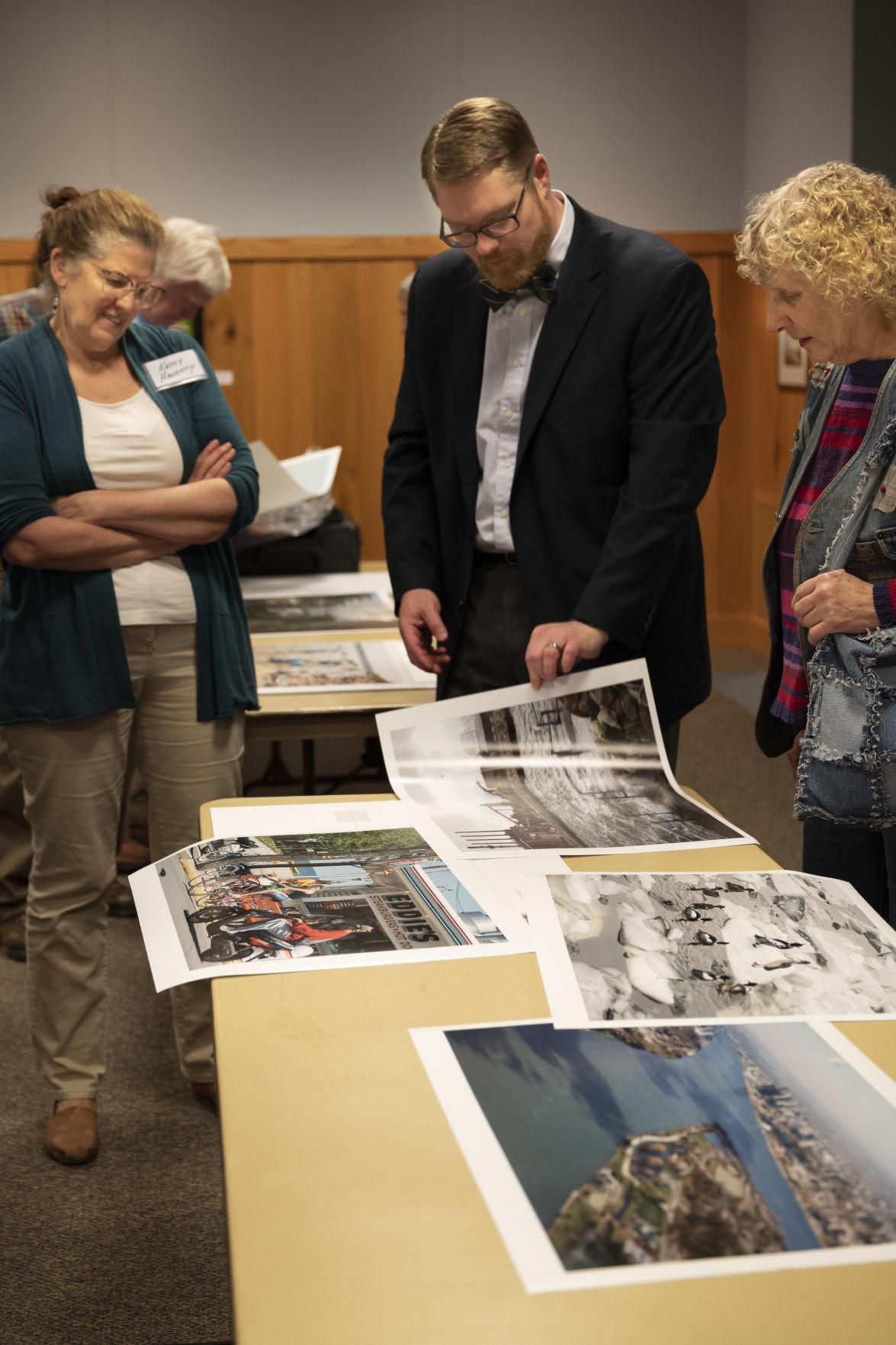 Linda Butler presents photographs