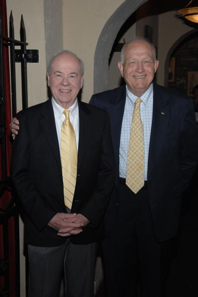 Tim Conway and Tom Neff