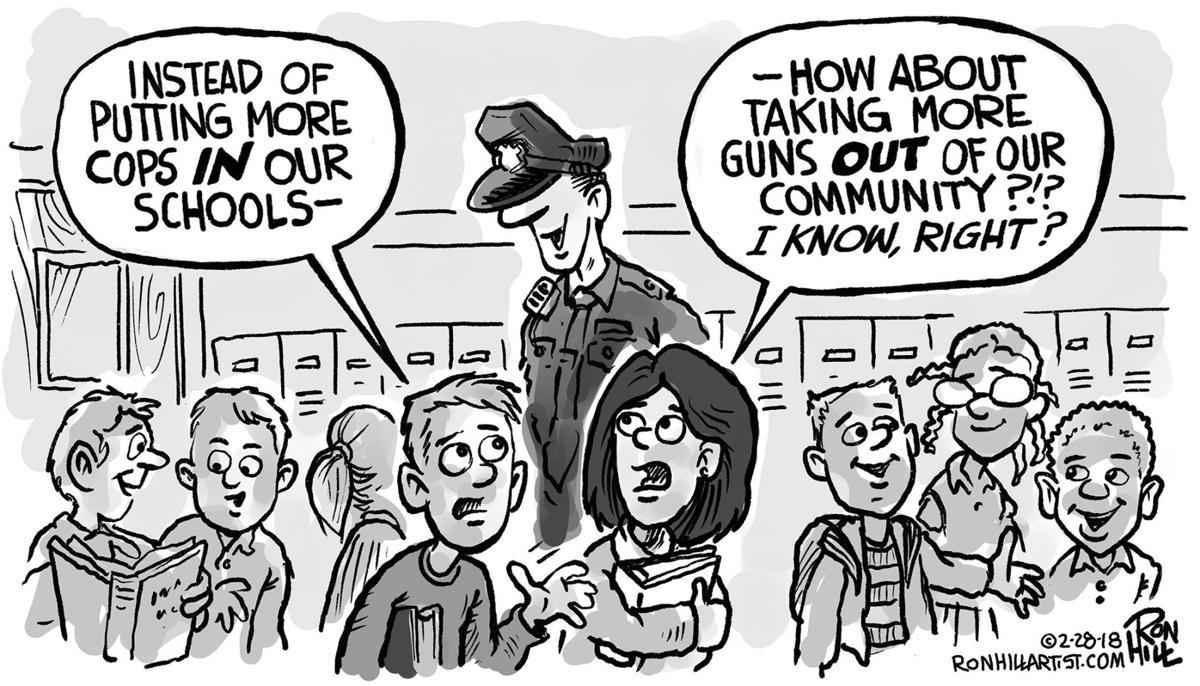 Solon Cartoon more security