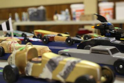 Charity Pinewood Derby