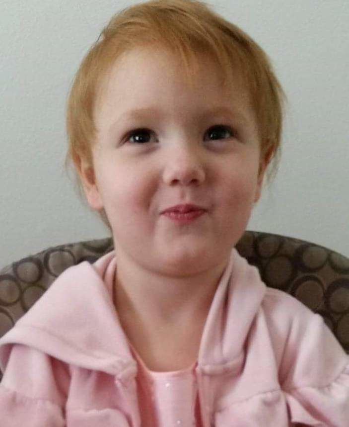 3 Year Old Victim - May 26, 2019