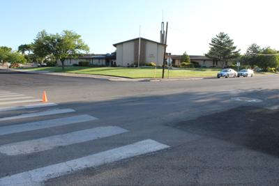 Crosswalk Guard Hit by Car and Seriously Injured