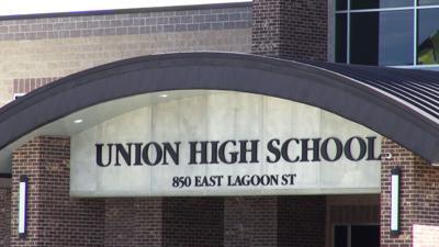 Union High School - Front - 2019-10-16