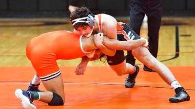 NCCC dominates on the mat
