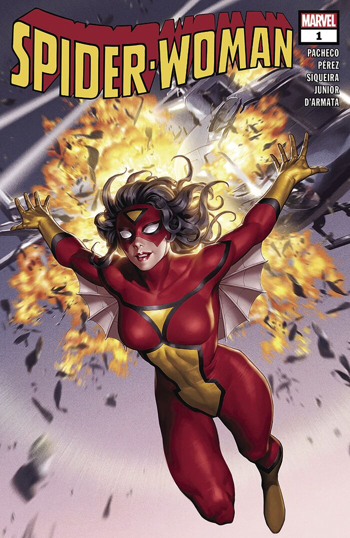 Marvel Spider-Woman