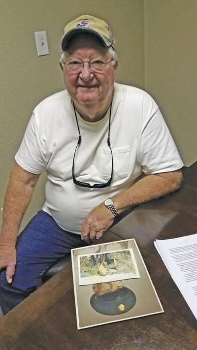 Veteran Leon Joy
