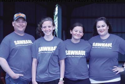 SawHaul up for award